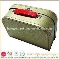 mini vintage rose suitcases x 3 fl design wedding decoration decorative suitcase boxes cardboard