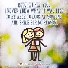 Cute Love Quotes For Her Unique 48 Cute Love Quotes For Her 48 Passionate Ways To Say I Love You