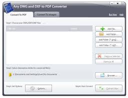 Convert Dwg To Dxf Any Dwg Dxf To Pdf Converter Convert Autocad Drawings To Vector