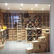 wine cellar furniture. Solid Oak. Metal Wine Racking Cellar Storage Furniture U