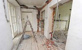 removing a load bearing wall a
