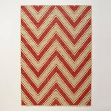 red chevron area rug  rugs ideas