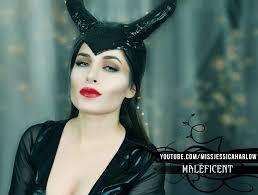 angelina jolie maleficent makeup transformation tutorial costume