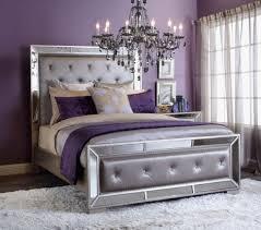 Bedroom: Silver And Purple Bedroom Ideas