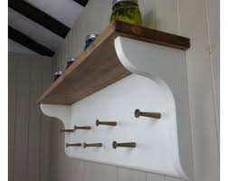 Coat Rack Board coat rack peg board coat hooks wall mount wood for entry hall 85