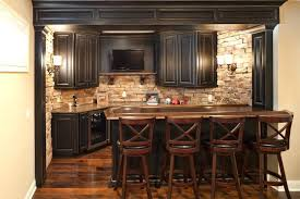 Basement Wet Bar Design Mesmerizing Wet Bar Ideas For Basement Small Designs Corner Plans C