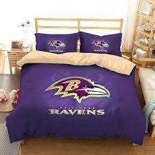 ravens bed sets customize ravens bedding set duvet cover set bedroom set baltimore ravens queen bed set