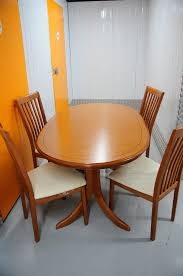 dining room furniture glasgow. Modren Room Beautiful Vintage Windsor Extending Dining Table And Four Chairs By Morris  Of Glasgow Inside Room Furniture R