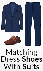 Matching Dress Shoes And Suits How To Match A Shoe With