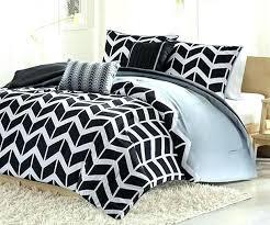 black and white chevron bedding net comforter turquoise nursery grey girl boy teen twin size kids
