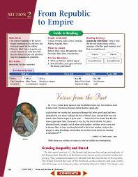 Venn Diagram Of Roman Republic And Roman Empire Ch 5 Rome