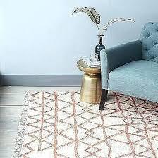 tile wool kilim rug fixer upper vintage homestead west elm aquamarine
