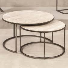 33 winsome design glass nesting coffee tables round table awesome contemporary nest brass