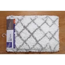 better homes and gardens 2 piece microfiber bath rug set com