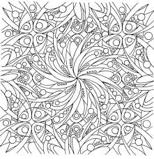 Flower Mandala Coloring Pages For Adults At Getdrawingscom Free