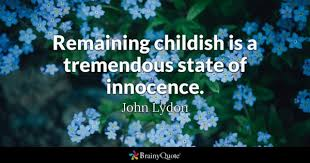 Innocent Beauty Quotes Best of Innocence Quotes BrainyQuote