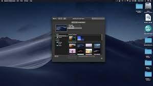 Macbook Dark Mode Wallpaper