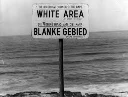 Grand Apartheid In South Africa