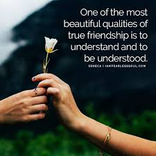 One Of The Most Beautiful Qualities Of True Friendship Is To Beauteous Most Beautiful Friendship Images