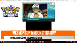 POKEMON X AND Y 3DS IN PC BY CITRA EMULATOR(DOWNLOAD ROM AND STEP ...