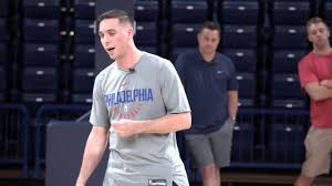 TJ McConnell at Sean Miller Basketball ...