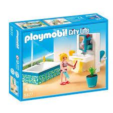 Playmobil 5577 City Life Modernes Badezimmer Mit Spiegelschrank