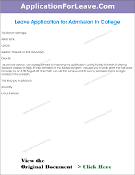 Application Letter For Cancellation Of Admission 10 Cool Green Jobs