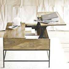 Rustic Coffee Table With Metal Legs | Modern Coffee Tables Ideas U0026 Tips