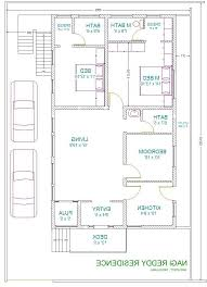 30 x 60 house plans west facing new 15 inspirational 40 x 60 house floor plans