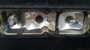 How To Replace A Broken Bayonet Light Fitting How To Remove Base Of Rear Brake Light When Bulb Broke Off