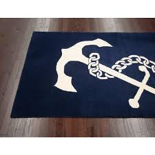 rug anchors for carpet. navy blue anchor 5u0027x7u0027area rug by mcornwallshop anchors for carpet