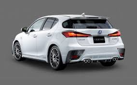 2018 lexus ct. simple lexus trd japan has announced a body kit for the freshly updated 2018 lexus ct  200h u2014 here are both standard and black editions throughout lexus ct