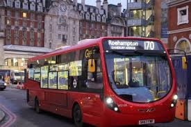 how much a london underground bus and