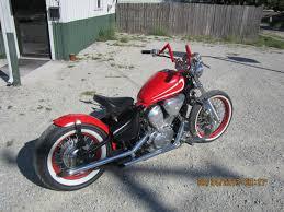 custom old school honda vlx 600 shadow bobber for sale on 2040 motos