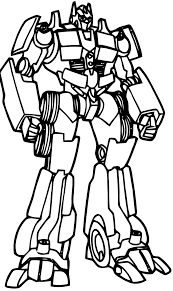 Dessin Transformers Arcee