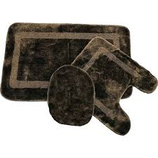brown bathroom rugs facet chocolate brown bath rug target brown bathroom rug