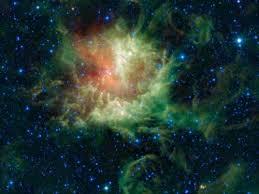 Resultado de imagen de moléculas que conforman Nebulosas,contienen carbono entre las que se encuentran aquellas que nos dirigen hacia los aminoácidos precursores de la vida.