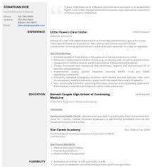 Resume Templates Free Online Template Resumes Builder Printable