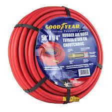goodyear 50 x 1 4 rubber air hose 250