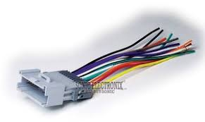 scosche gm05b select 2000 up chevrolet wire harness Truck Wiring Harness at Dual Xhd6425 Wiring Harness
