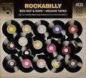 Rockabilly: Red Hot & Rare, Vol. 3 [4 Discs]