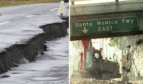 Very large earthquakes occurring close to the coast could cause damaging levels of ground shaking and tsunami waves. Californian Earthquake Could Cause Land To Plunge 3 Feet World News Express Co Uk