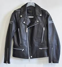 undercoverism undercover psychocandy hose leather double rider s jacket y 247721