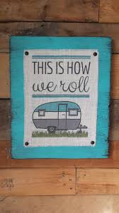 diy rustic camping signs decor and ideas 13