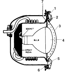 astrolite pool light schematic