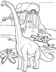 Small Picture Printable Dinosaur Coloring Pages 7511 Gianfredanet
