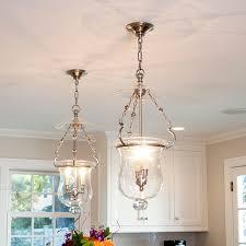 bell jar lighting fixtures. Architecture Visual Comfort Bell Jar Pendant Light EBTH Pertaining To Idea 2 Lighting Fixtures