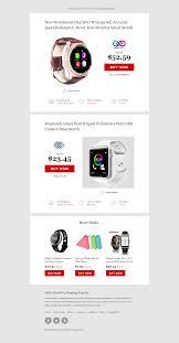 html5 newsletter template. Daily Deals eCommerce Website Newsletter PSD HTML Free HTML5