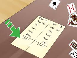 Double Deck Pinochle Meld Chart How To Play Pinochle 11 Steps With Pictures Wikihow