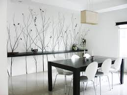 contemporary wall decor ideas for dining room